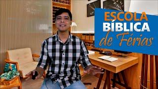 EBD de Férias | Pr. Eduardo Nunes