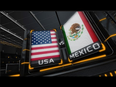 HIGHLIGHTS FINAL  MEXICO  VS USA - 2nd World University American Football  Championship 2016
