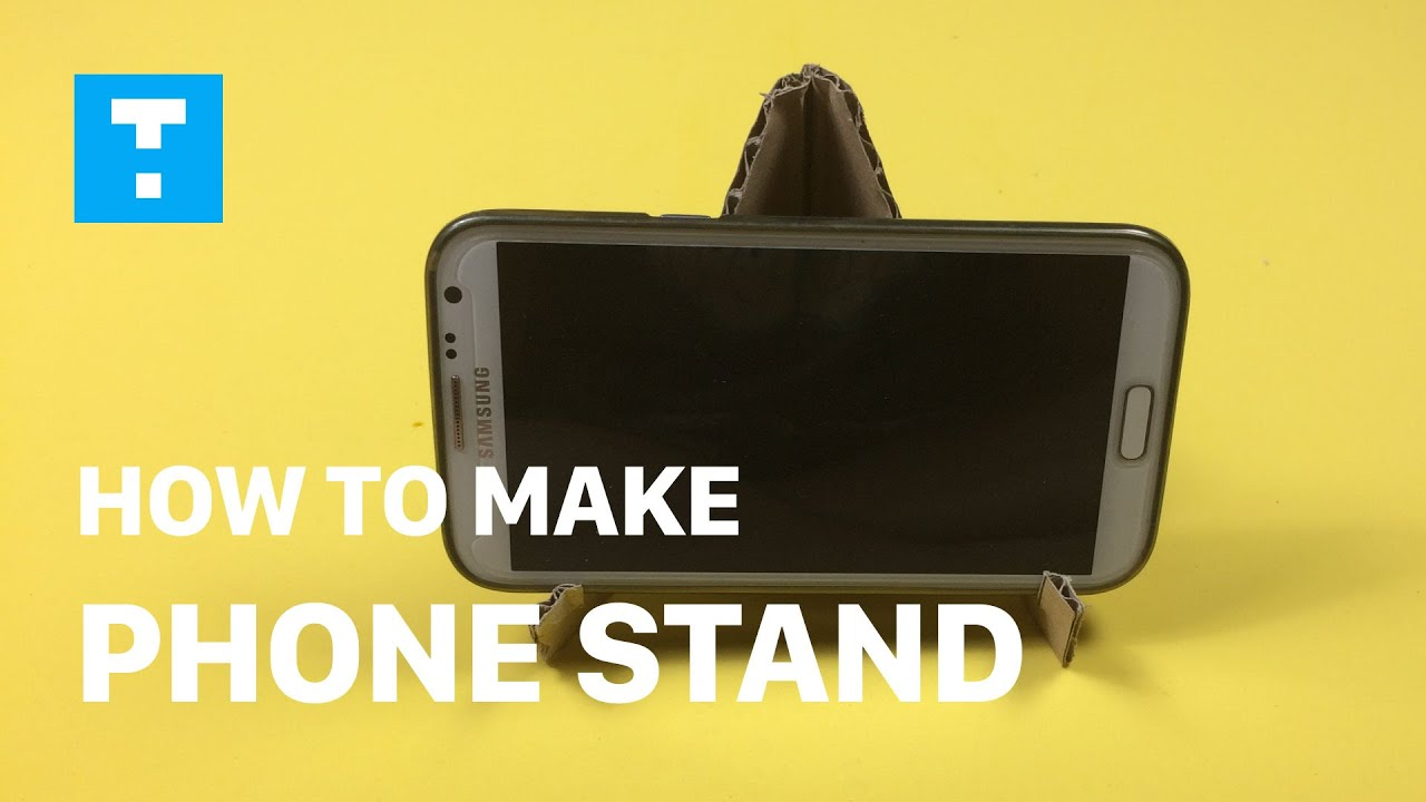 how to make pen stand with cardboard