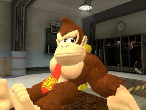 Download Youtube: Donkey Kong - The BLU Heist