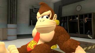 Donkey Kong - The BLU Heist