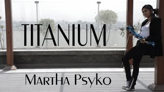 Titanium 💿 En Violin Electrico!!  David Guetta