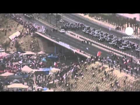 Violent clashes in Bahrain