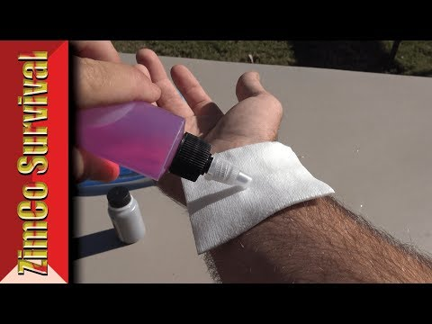 ✔️ How To Sterilize Wounds With Potassium Permanganate