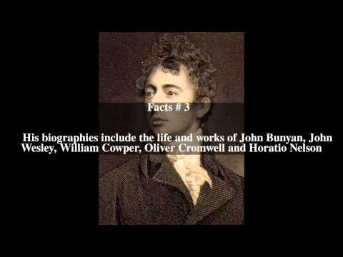 Robert Southey Top # 5 Facts