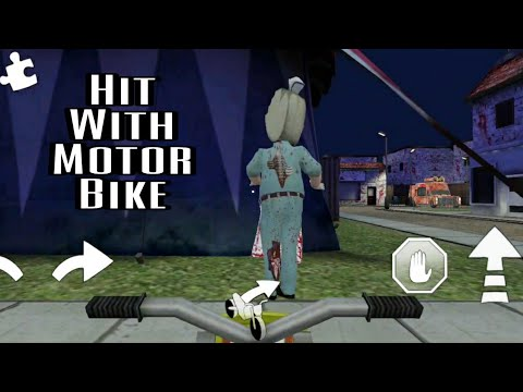 Bullying Rod, Charlie, Lis With Motorcycle | Ice Scream 3