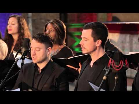 Carol of the bells (Ukrainian Christmas Carol) - London Contemporary Voices