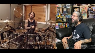 Mike Portnoy Drum & Vox Cam - Transatlantic - Overture / Reaching For The Sky