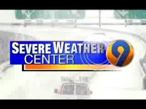 WSOC-TV Severe Weather Center 9 Charlotte Promo