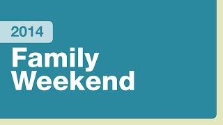 Harvey Mudd Family Weekend 2014