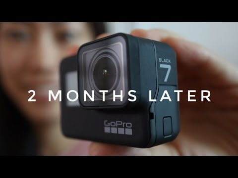 GoPro Hero 7 Black - 2 Months Later Review (ft  GoPole Dome)