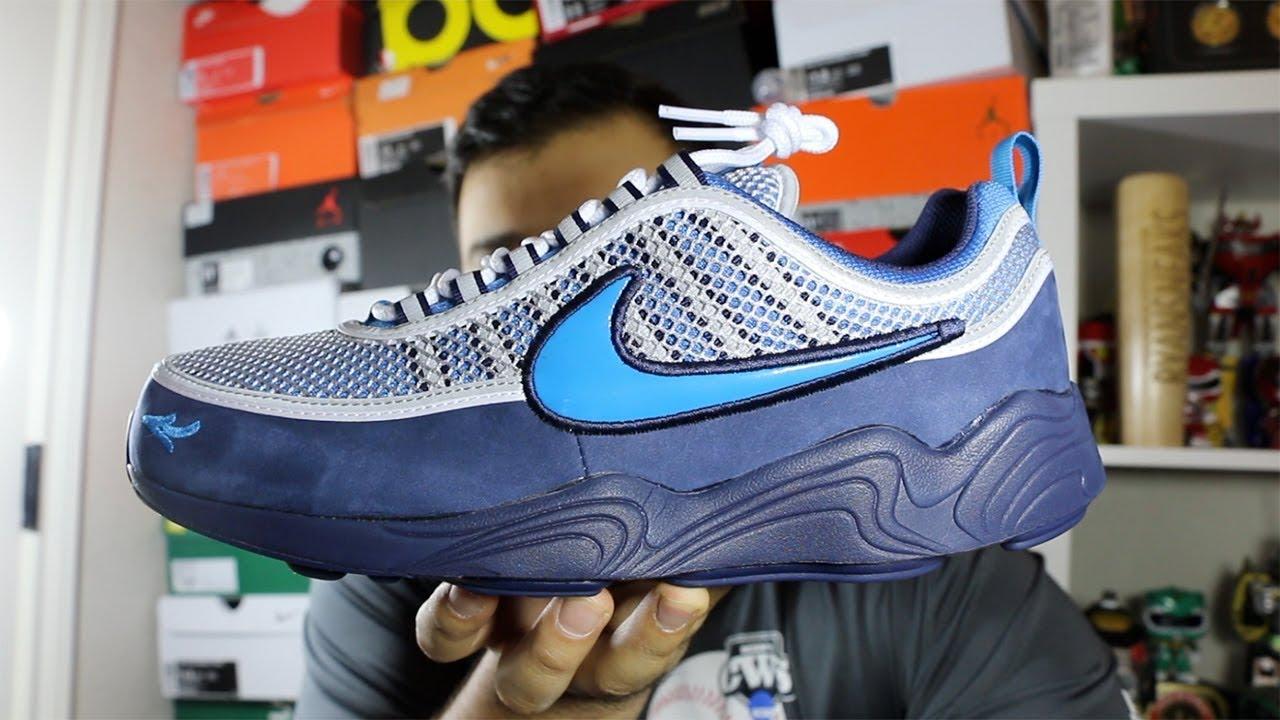 Stash X Nike Spiridon Review!