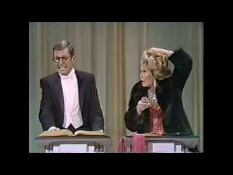 Hollywood Palace 4-03 Elizabeth Montgomery (host), Jackie Mason, Vic Damone, Paul Lynde