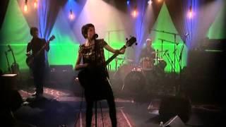 JEANNE CHERHAL Concert  Europe 2 TV  12 02  2007