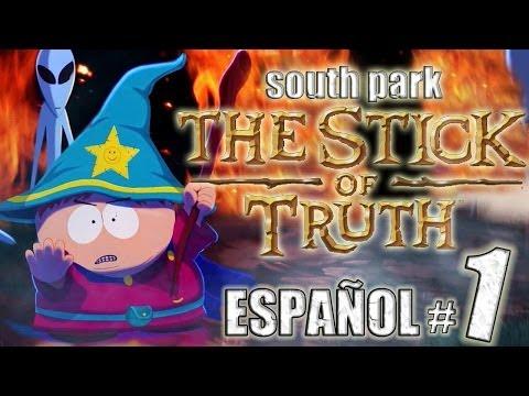 descargar south park la vara de la verdad mega