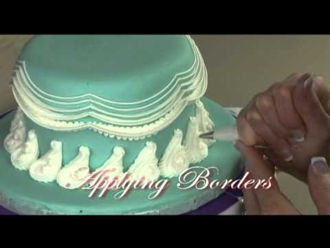 Kathleen Lange Style Of English Lambeth Method Cake Decorating - Mini Boot Camp 101 Promo