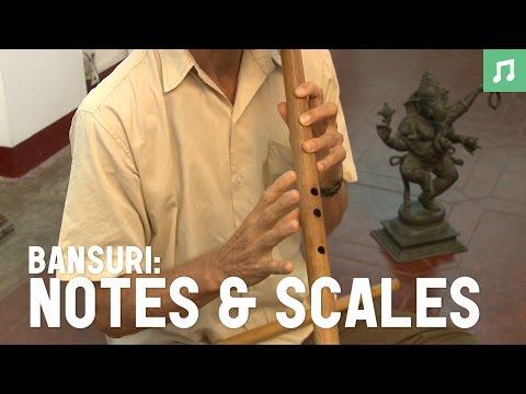Bansuri: notes & scales | Bansuri