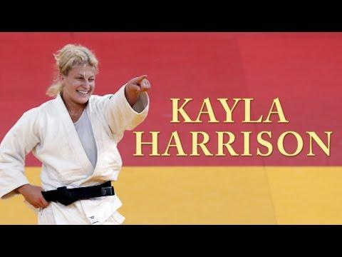 Kayla Harrison compilation - The animal - 柔道
