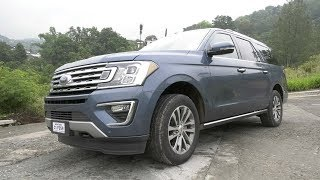 Auto Focus | Car Review: Ford Expedition 3 5l Ecoboost V6 4wd Limited Max At