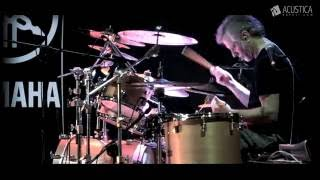 Dave Weckl drum clinic at ACUSTICANAPOLI