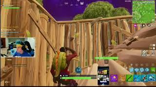 Ninja Fortnite Highlights Stream #3