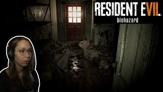 [ Resident Evil 7 ] First impression -  Demo (PS4 gameplay)