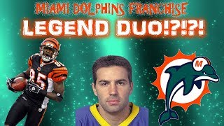 Legend Hookup!?!?! | NFL 2k5 Miami Dolphins Franchise | Episode 2 (S1, G1) vs Titans