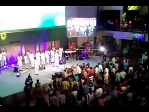 Best worship opening by Men of Worship 2016, Shout Worship