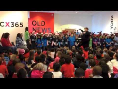 Collinsville Primary School Choir Christmas Program 2013