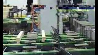 Linia produkcyjna Weinig