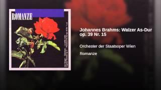 Johannes Brahms: Walzer As-Dur op. 39 Nr. 15