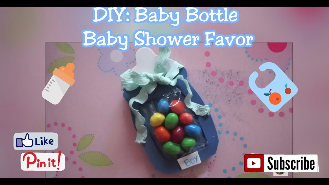 Baby Bottle For Baby Shower Choice Image Baby Shower Ideas