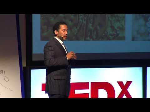 Le pouvoir de l'énergie: Youssef Cherkaoui at TEDxRabat