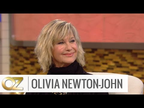 Olivia Newton-John Speaks Out About Cancer and Marijuana