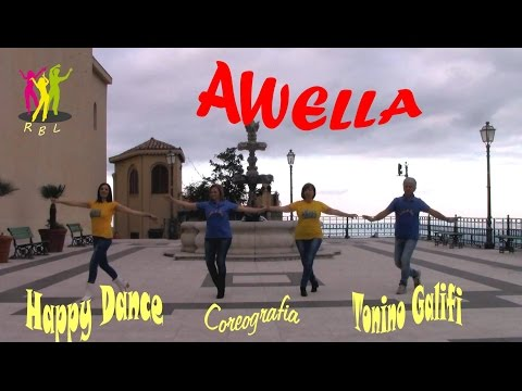 AWELLA - Ballo di Gruppo 2015/16 Coreo By Happy Dance & Tonino Galifi