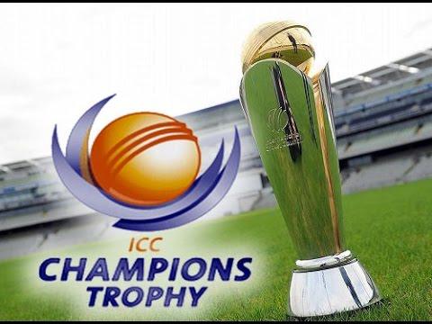 ICC Champions Trophy 2017 ENGLAND FULL Fixture