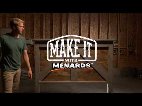 Make It With Menards - Woodwor...