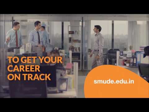 Looking for a Career Growth? Take up a Distance Education Course from SMUDE