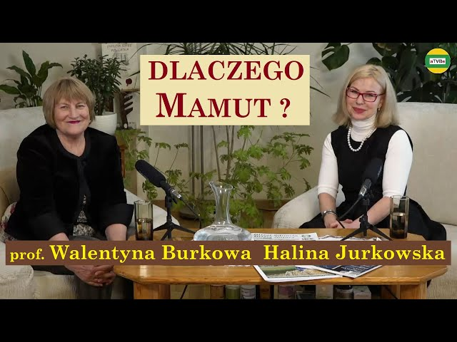 ODPORNOŚĆ - WIERZCHOŁEK GÓRY LODOWEJ cz.2 prof. Walentyna Burkowa i Halina Jurkowskia STUDIO 2021