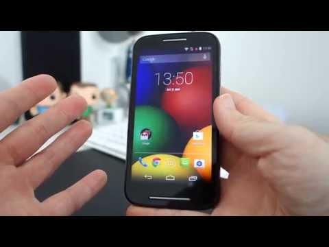 Motorola Moto E Smartphone Review @Motorola