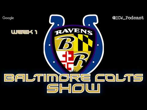 Baltimore Colts Show: NFL Week 1 Predictions