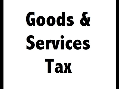 Goods and Services Tax - GST - Current burning topics for IAS/PCS