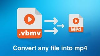 How to convert .vbmv format files to mp4 | how to convert video buddy files to mp4 screenshot 5