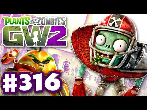 Get-Off-My-Lawn-A-Thon! - Plants vs. Zombies: Garden Warfare 2 - Gameplay Part 316 (PC)