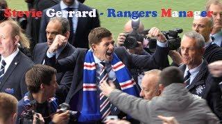 Steven Gerrard - Rangers Manager [4K/UHD]