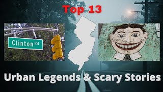 New Jersey Creepy Stories Legends