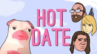 Hot Date: A Pug Speed Dating Simulator - Game Devs Play Games