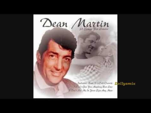 I CAN'T GIVE YOU ANYTHING BUT LOVE (LIVE AUDIO & LYRICS) - DEAN MARTIN
