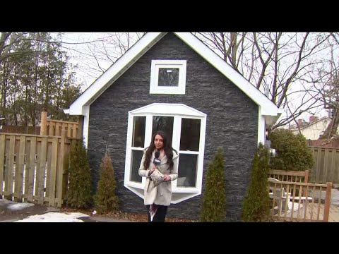 Oshawa Tiny Home Sparks Big Interest