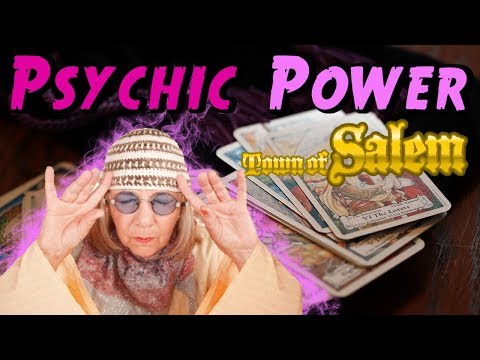 PSYCHIC POWER | Town of Salem Coven Ranked Practice Game